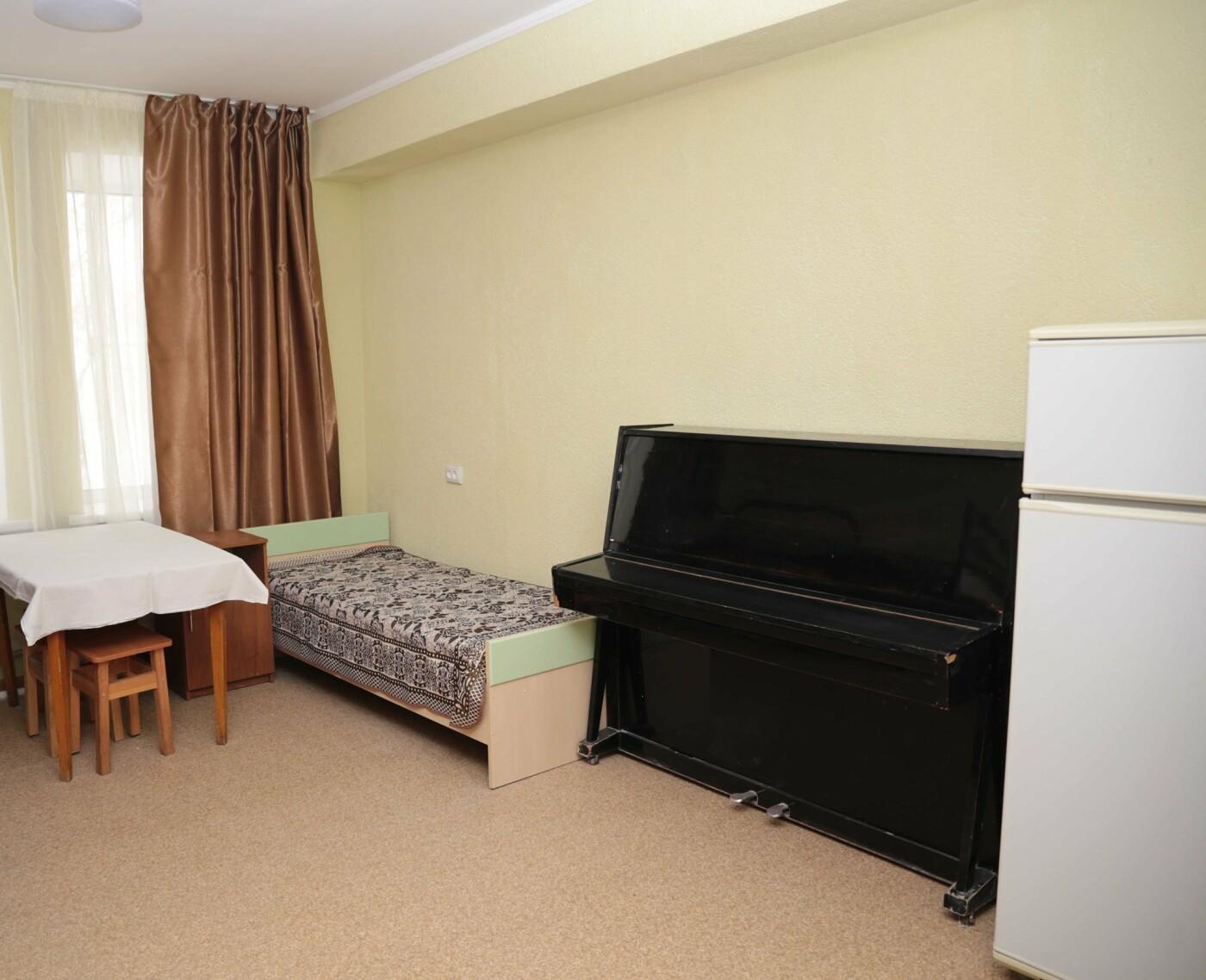 В Северодонецке завершается капитальный ремонт общежития (фото) , фото-1