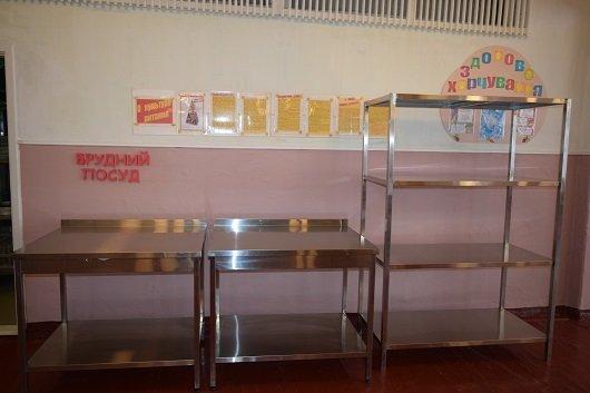 В Северодонецке школьные столовые обеспечили современным оборудованием (фото) , фото-2