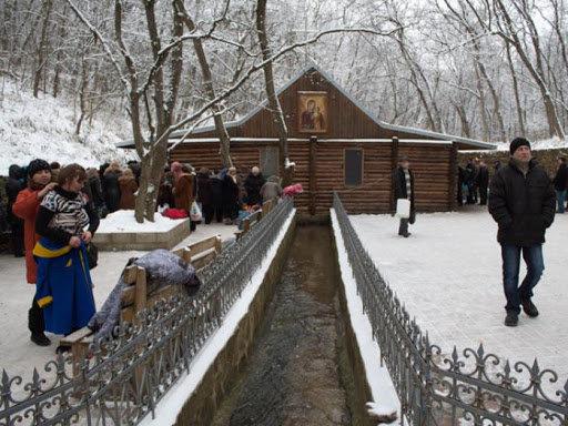 Родники Луганщины: 13 мест, где можно набрать чистой воды, фото-11