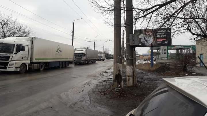 На Луганщине гололед усложнил работу общественного транспорта (фото), фото-4