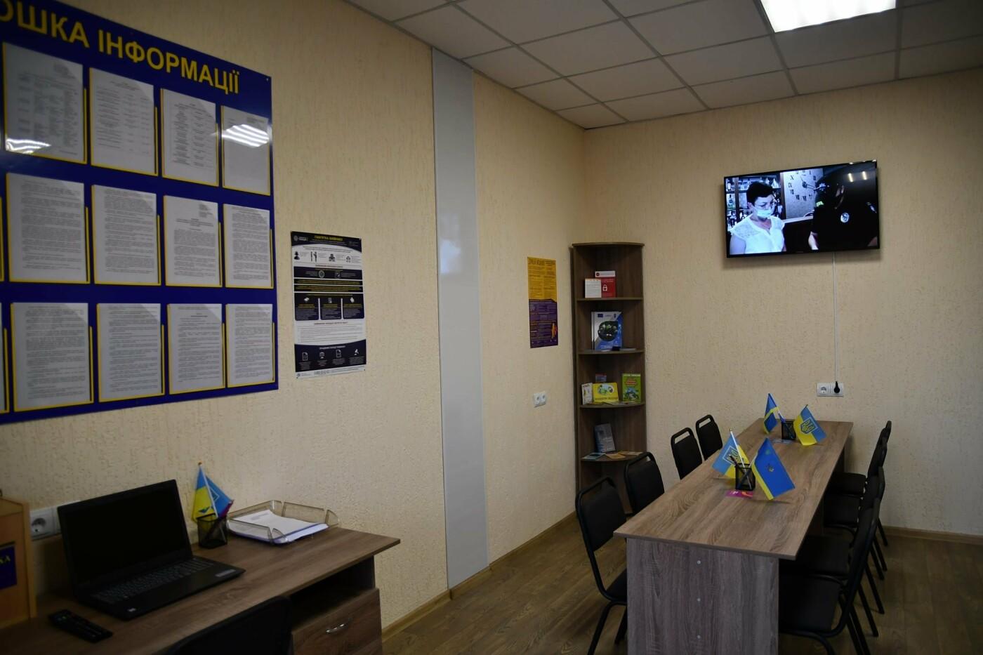 В Северодонецке открылась первая полицейская станция (фото) , фото-3