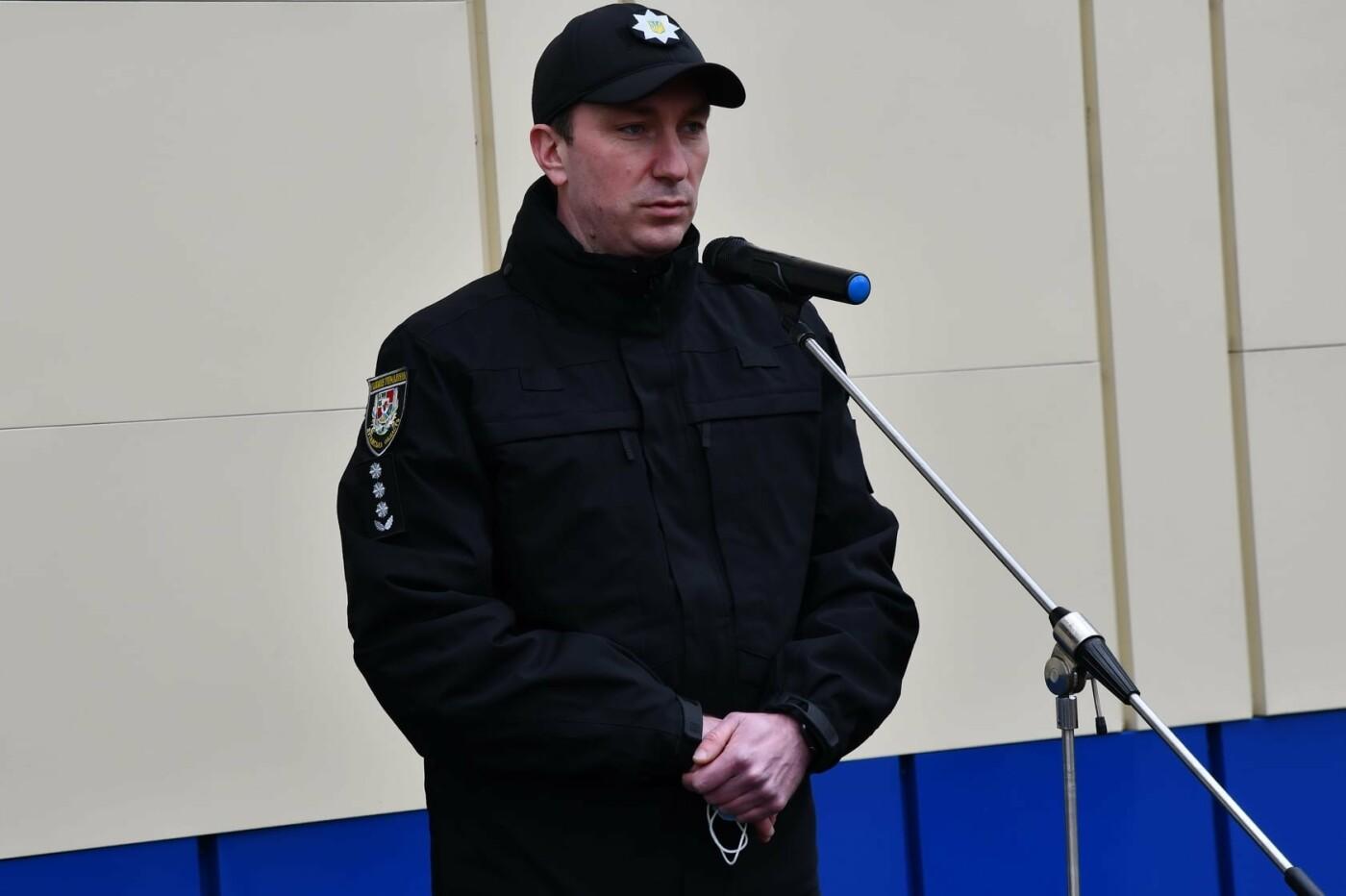 В Северодонецке открылась первая полицейская станция (фото) , фото-2