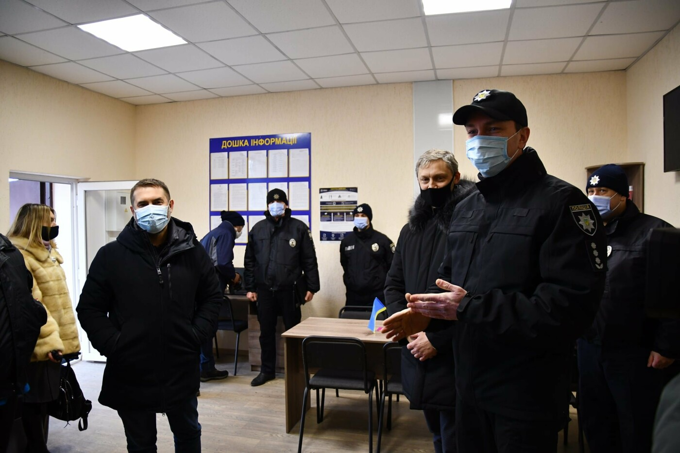 В Северодонецке открылась первая полицейская станция (фото) , фото-6