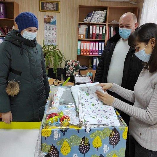Северодонецк получил 150 «Пакетов малыша», фото-2