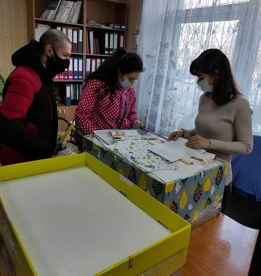 Северодонецк получил 150 «Пакетов малыша», фото-3