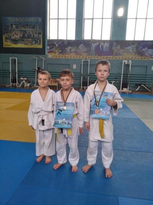 Северодончане заняли призовые места на турнире по дзюдо в Харькове , фото-1