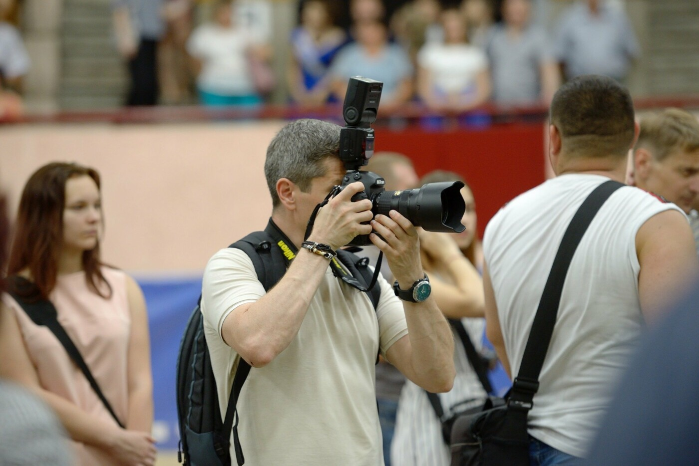 В фокусе объектива: северодонецкий фотограф Константин Скоморох, фото-1
