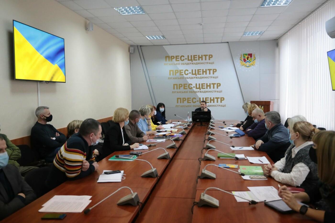 На Луганщине начали подготовку к 30-летию Независимости Украины, фото-1