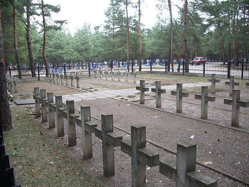 Неизвестная Луганщина: В Старобельске был организован лагерь для польских военнопленных , фото-2