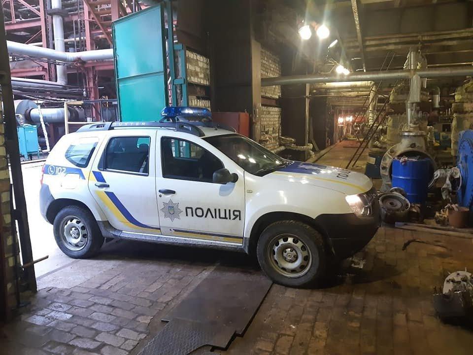 """Северодонецкий """"АЗОТ"""": авария на предприятии не привела к выбросу вредных веществ , фото-2"""