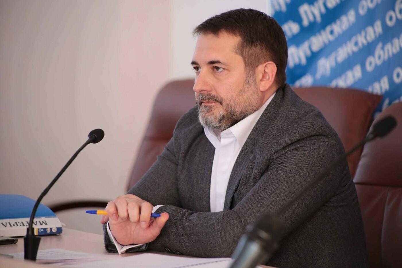 Луганская область - лидер по вакцинации COVID-19 в Украине , фото-1