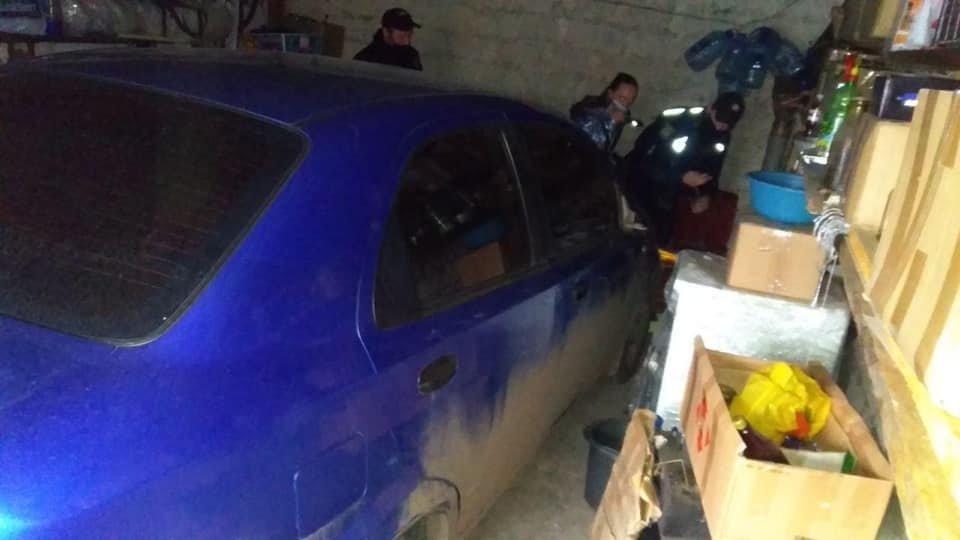 На Луганщине пьяный водитель сбил велосипедиста и скрылся с места ДТП (видео) , фото-1
