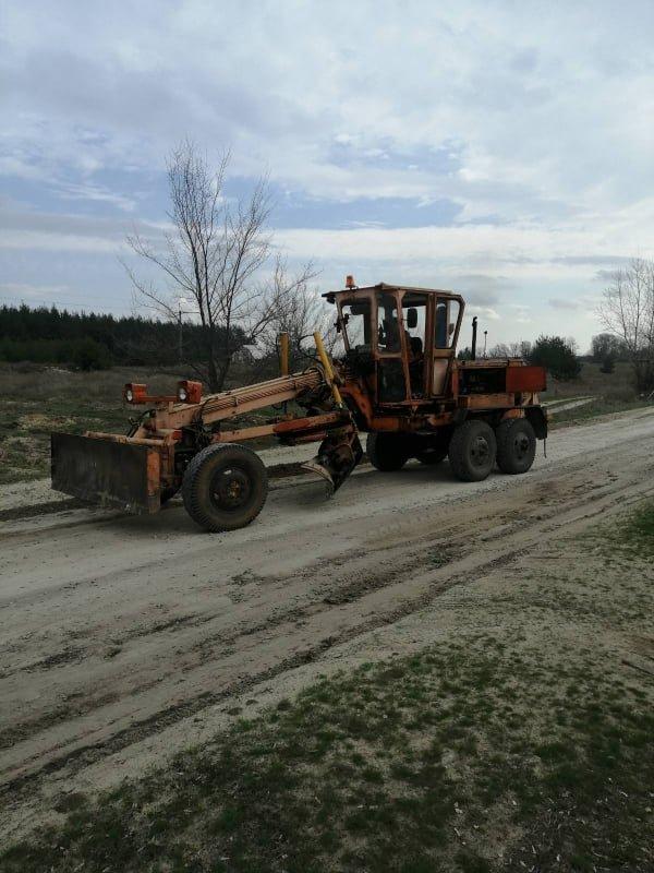 В Боровеньках обустраивают уличные дороги , фото-1