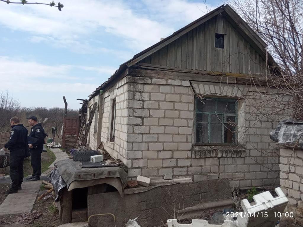 Полицейские на Луганщине случайно обнаружили два трупа в доме бывшего осужденного, фото-3