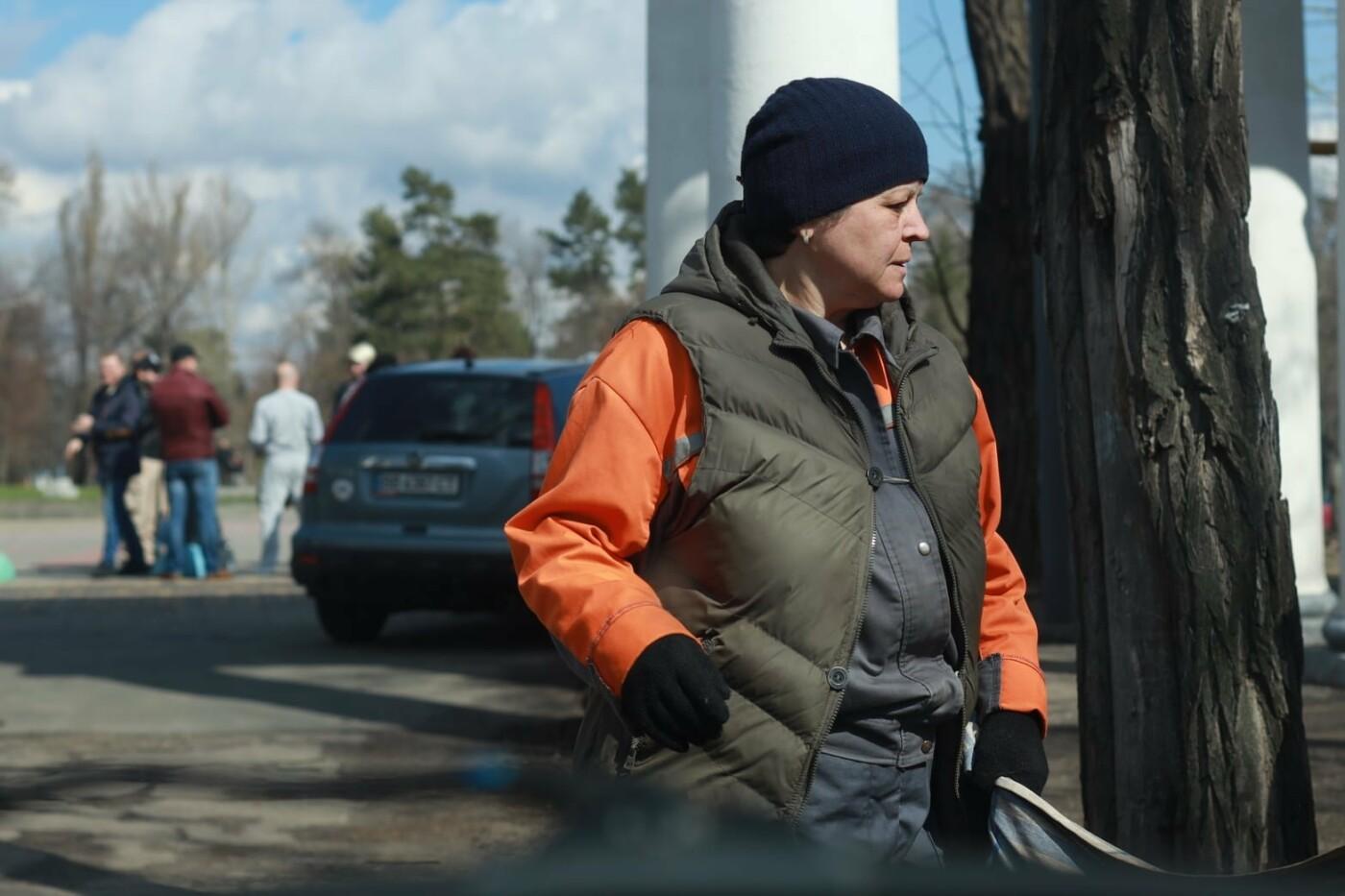 Северодончане приняли участие во всеукраинской акции «За чистую окружающую среду» (фото) , фото-11