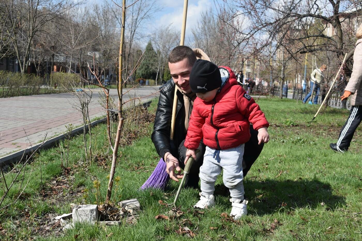 Северодончане приняли участие во всеукраинской акции «За чистую окружающую среду» (фото) , фото-22