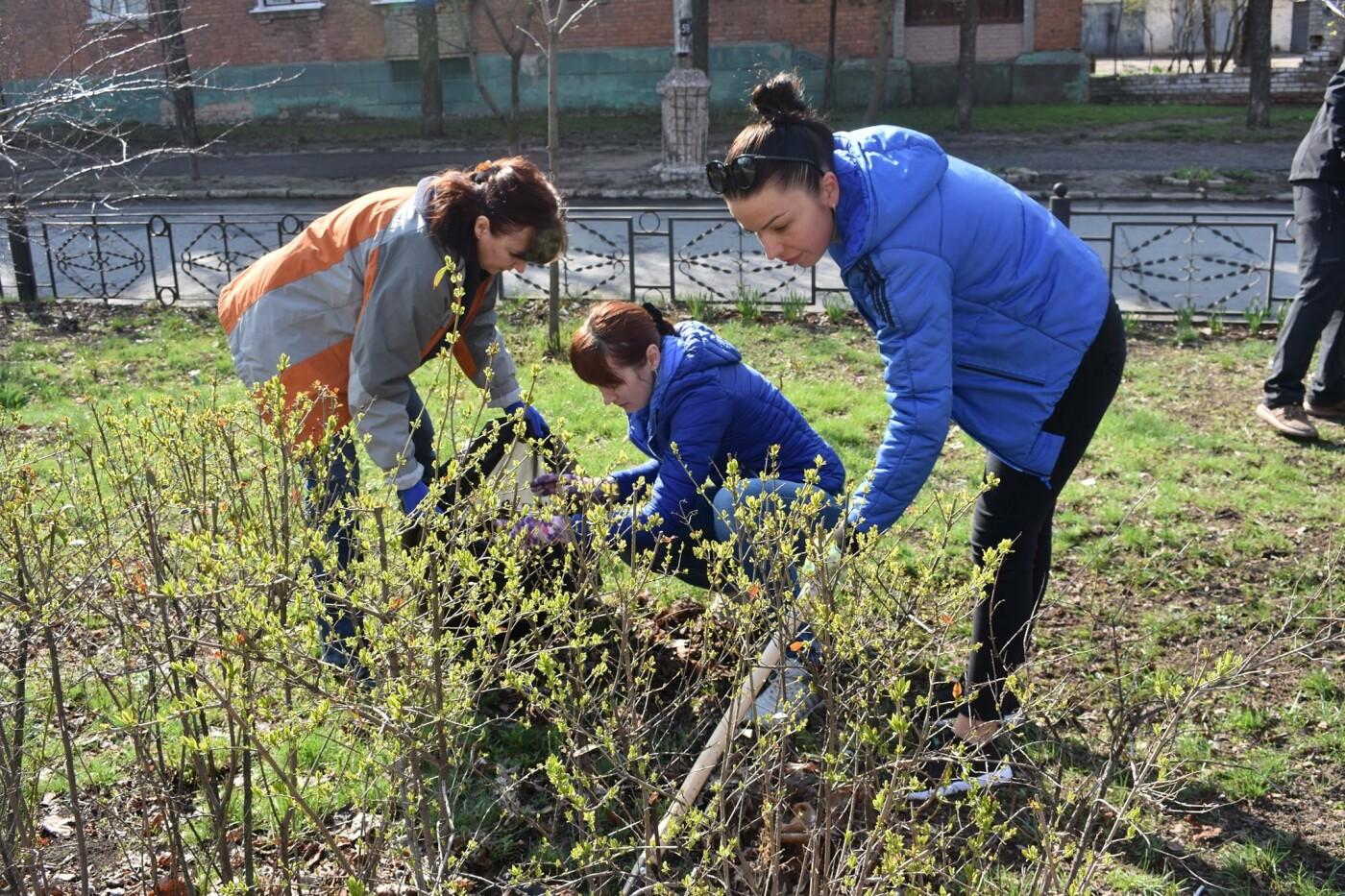 Северодончане приняли участие во всеукраинской акции «За чистую окружающую среду» (фото) , фото-27