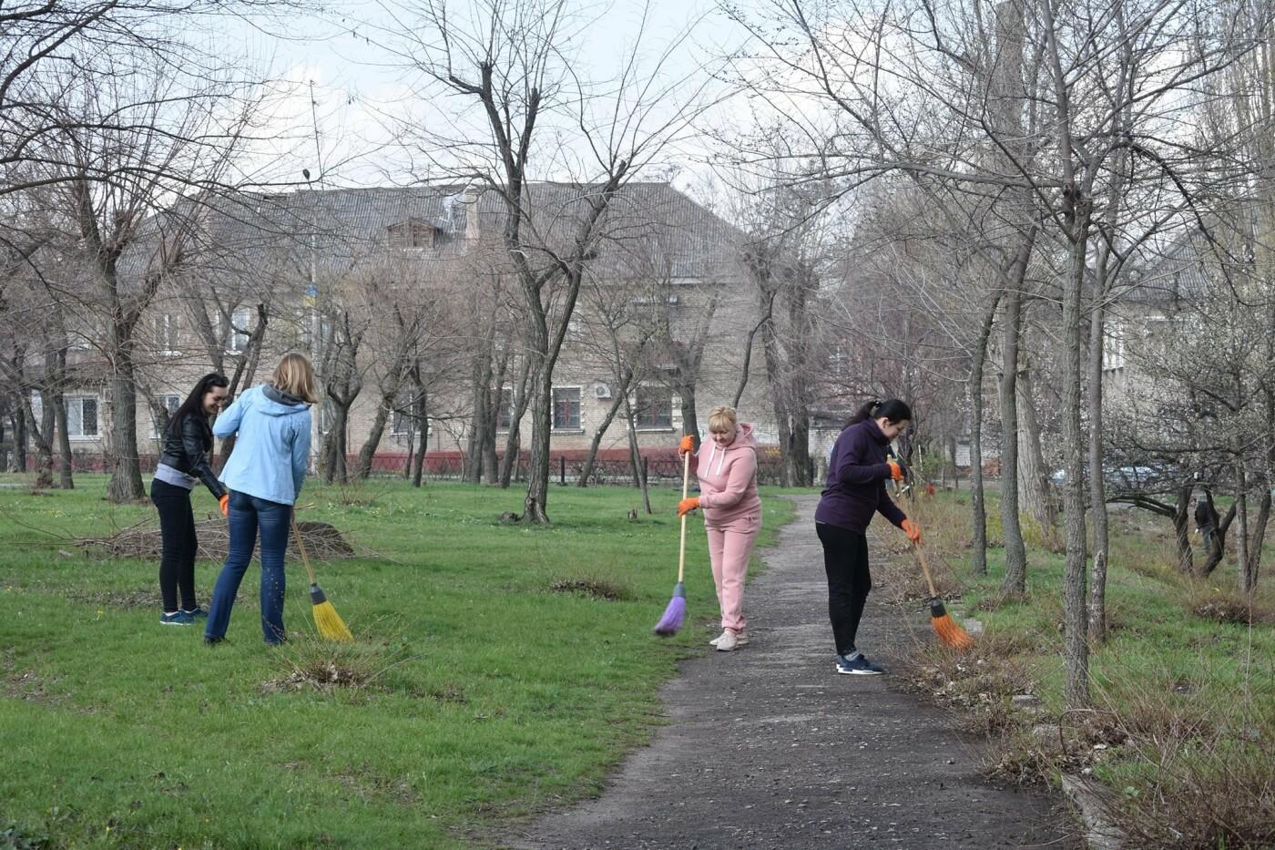Северодончане приняли участие во всеукраинской акции «За чистую окружающую среду» (фото) , фото-25