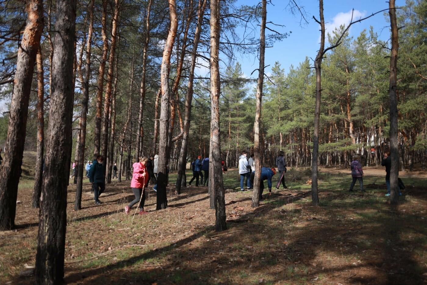 Северодончане приняли участие во всеукраинской акции «За чистую окружающую среду» (фото) , фото-1