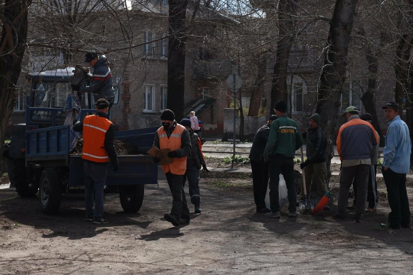 Северодончане приняли участие во всеукраинской акции «За чистую окружающую среду» (фото) , фото-14