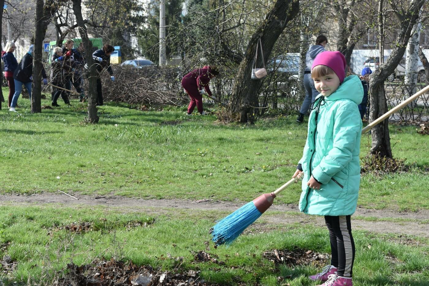 Северодончане приняли участие во всеукраинской акции «За чистую окружающую среду» (фото) , фото-24