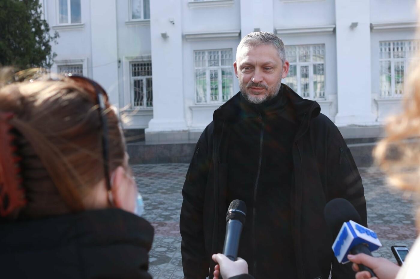 Северодончане приняли участие во всеукраинской акции «За чистую окружающую среду» (фото) , фото-3