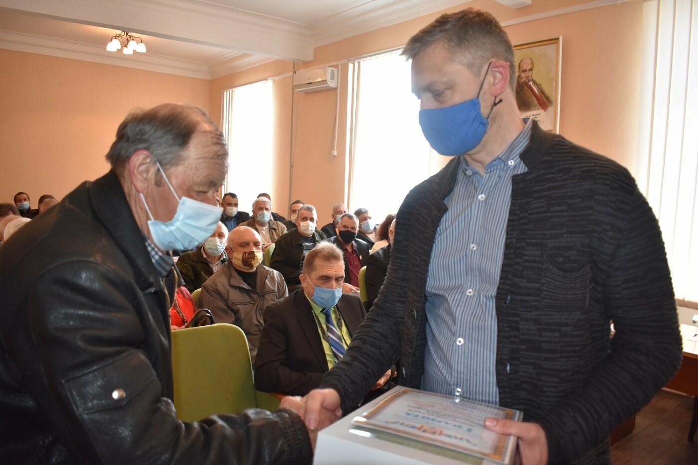 В Северодонецке наградили грамотами ликвидаторов чернобыльской катастрофы (фото), фото-1