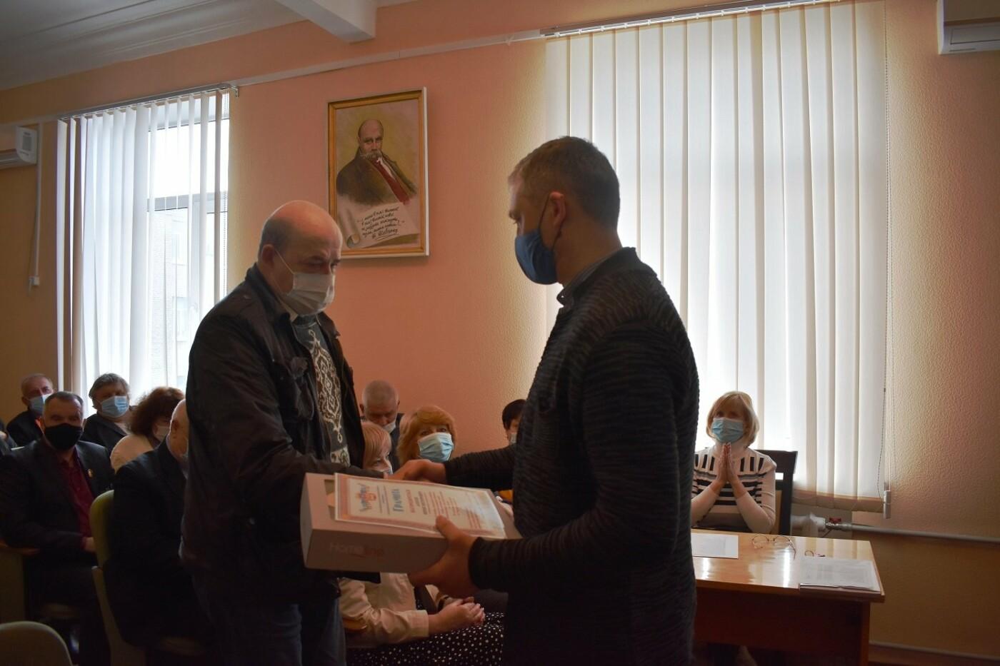 В Северодонецке наградили грамотами ликвидаторов чернобыльской катастрофы (фото), фото-3