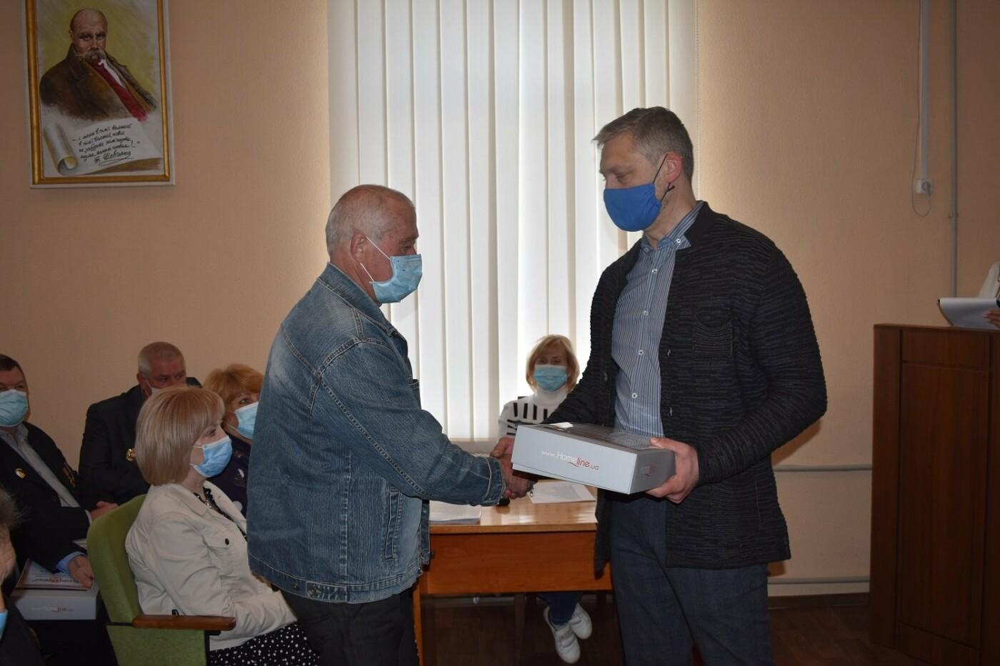 В Северодонецке наградили грамотами ликвидаторов чернобыльской катастрофы (фото), фото-13