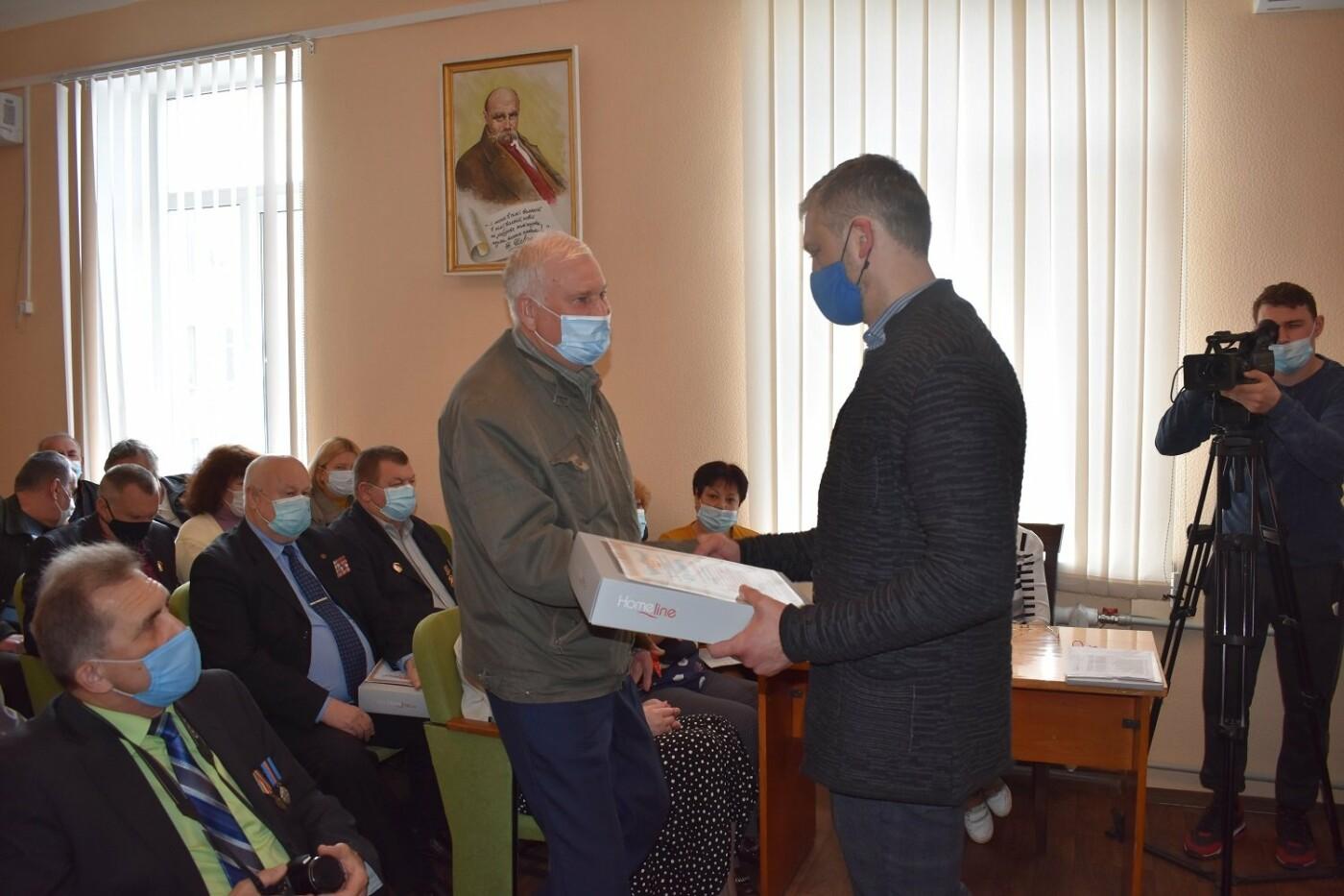 В Северодонецке наградили грамотами ликвидаторов чернобыльской катастрофы (фото), фото-14