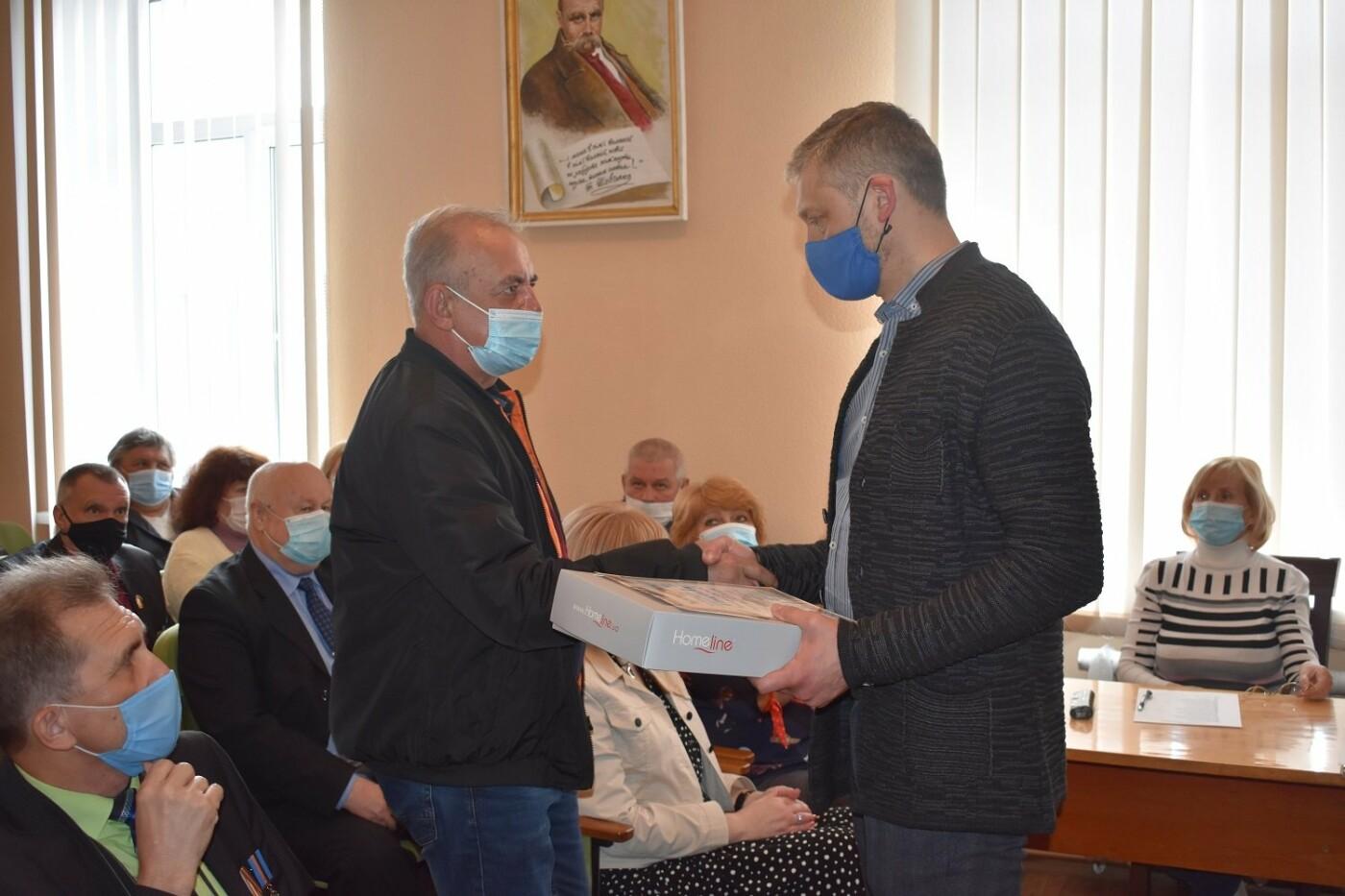 В Северодонецке наградили грамотами ликвидаторов чернобыльской катастрофы (фото), фото-15