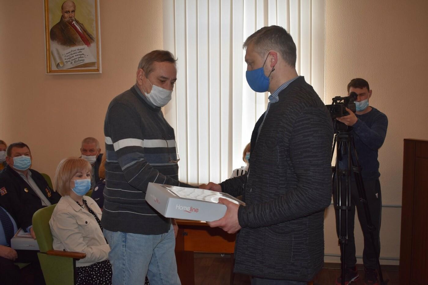 В Северодонецке наградили грамотами ликвидаторов чернобыльской катастрофы (фото), фото-16