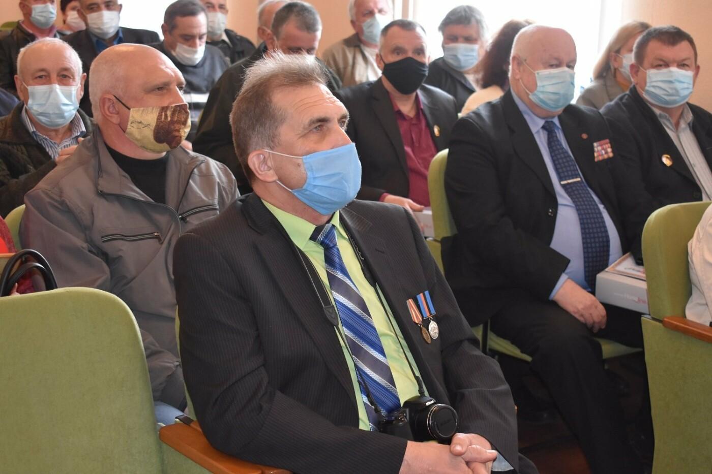 В Северодонецке наградили грамотами ликвидаторов чернобыльской катастрофы (фото), фото-18