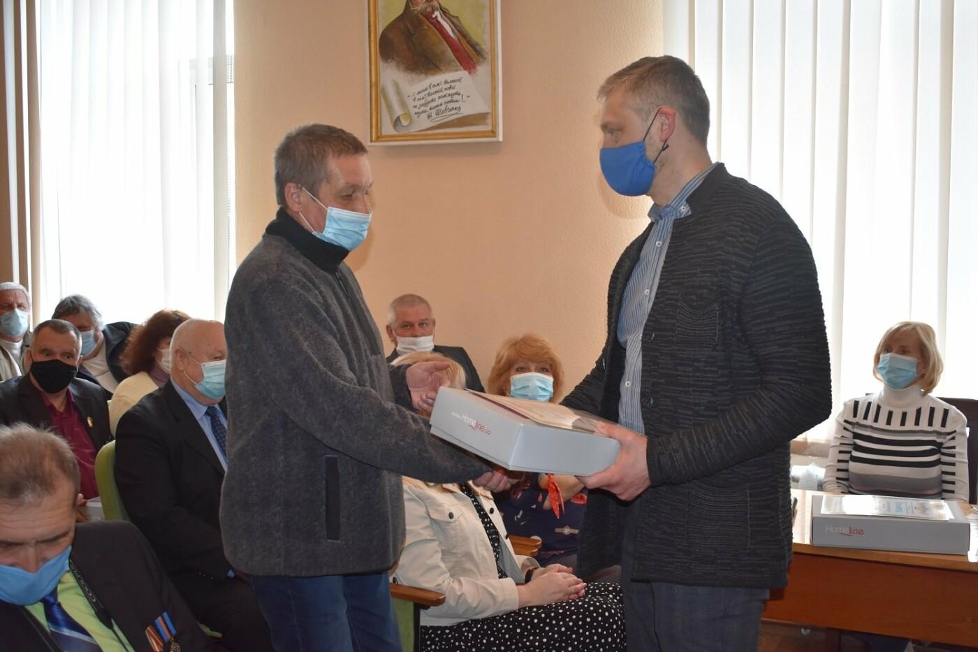 В Северодонецке наградили грамотами ликвидаторов чернобыльской катастрофы (фото), фото-20