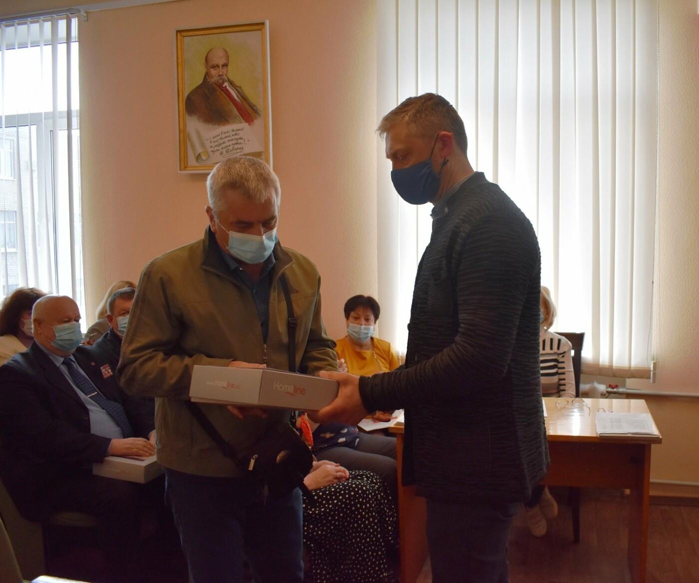 В Северодонецке наградили грамотами ликвидаторов чернобыльской катастрофы (фото), фото-4