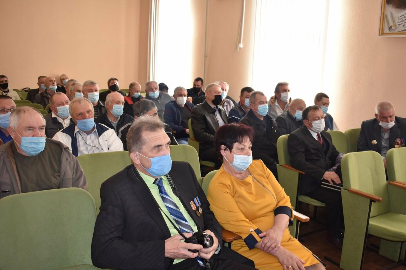 В Северодонецке наградили грамотами ликвидаторов чернобыльской катастрофы (фото), фото-25