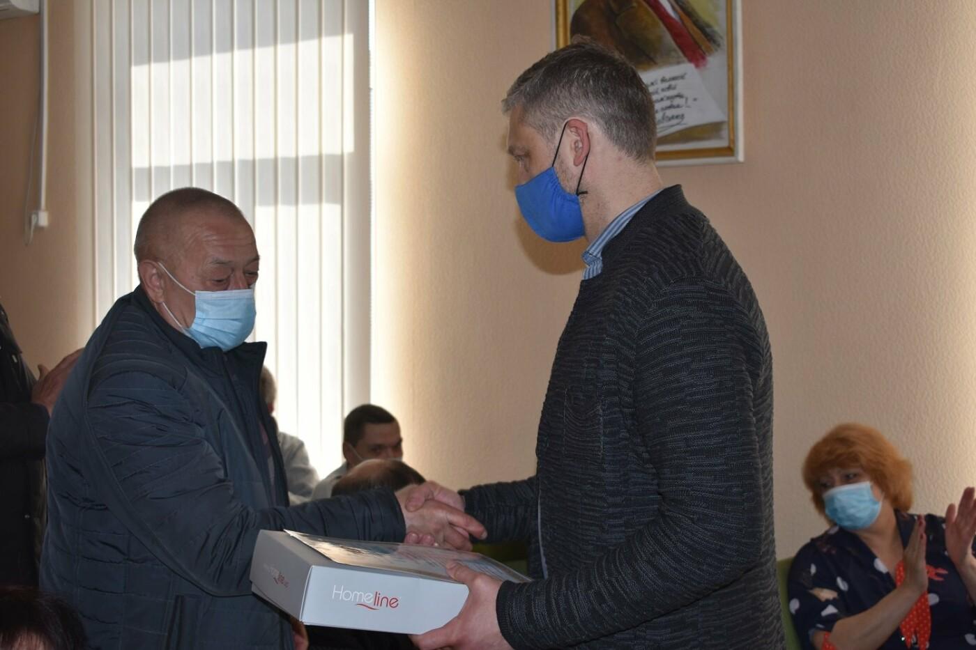В Северодонецке наградили грамотами ликвидаторов чернобыльской катастрофы (фото), фото-22