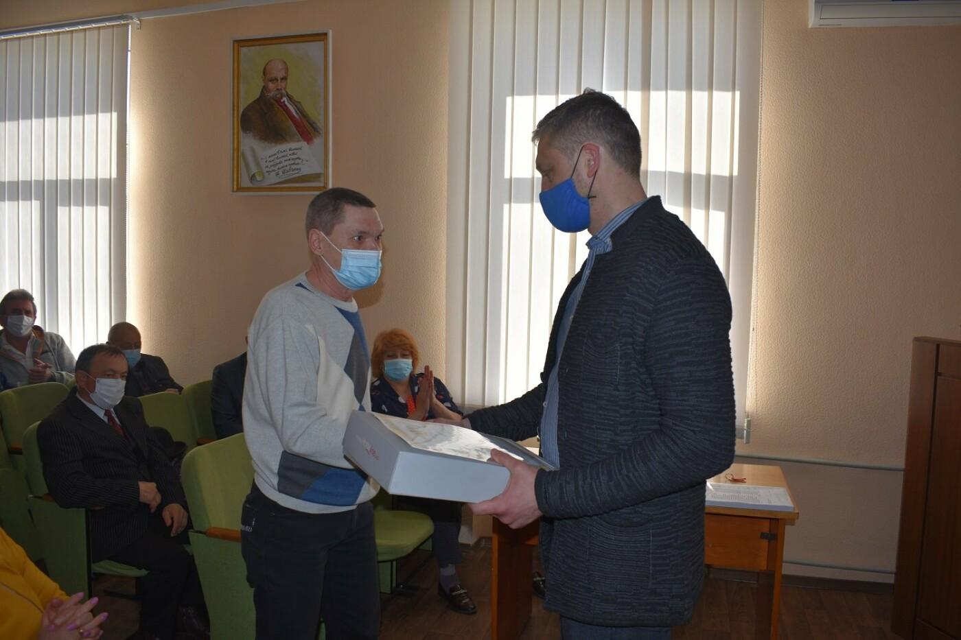 В Северодонецке наградили грамотами ликвидаторов чернобыльской катастрофы (фото), фото-23
