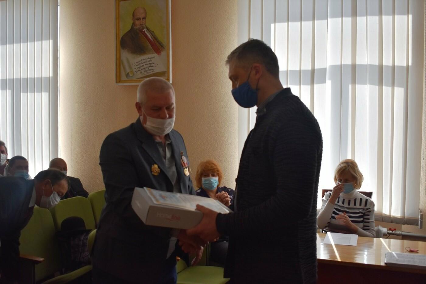 В Северодонецке наградили грамотами ликвидаторов чернобыльской катастрофы (фото), фото-26