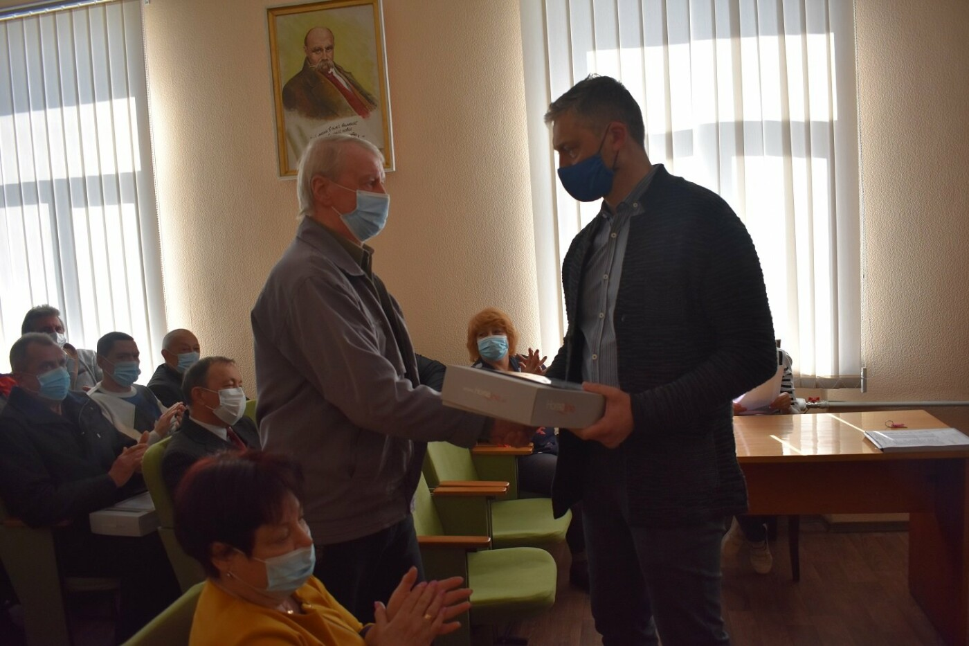 В Северодонецке наградили грамотами ликвидаторов чернобыльской катастрофы (фото), фото-28