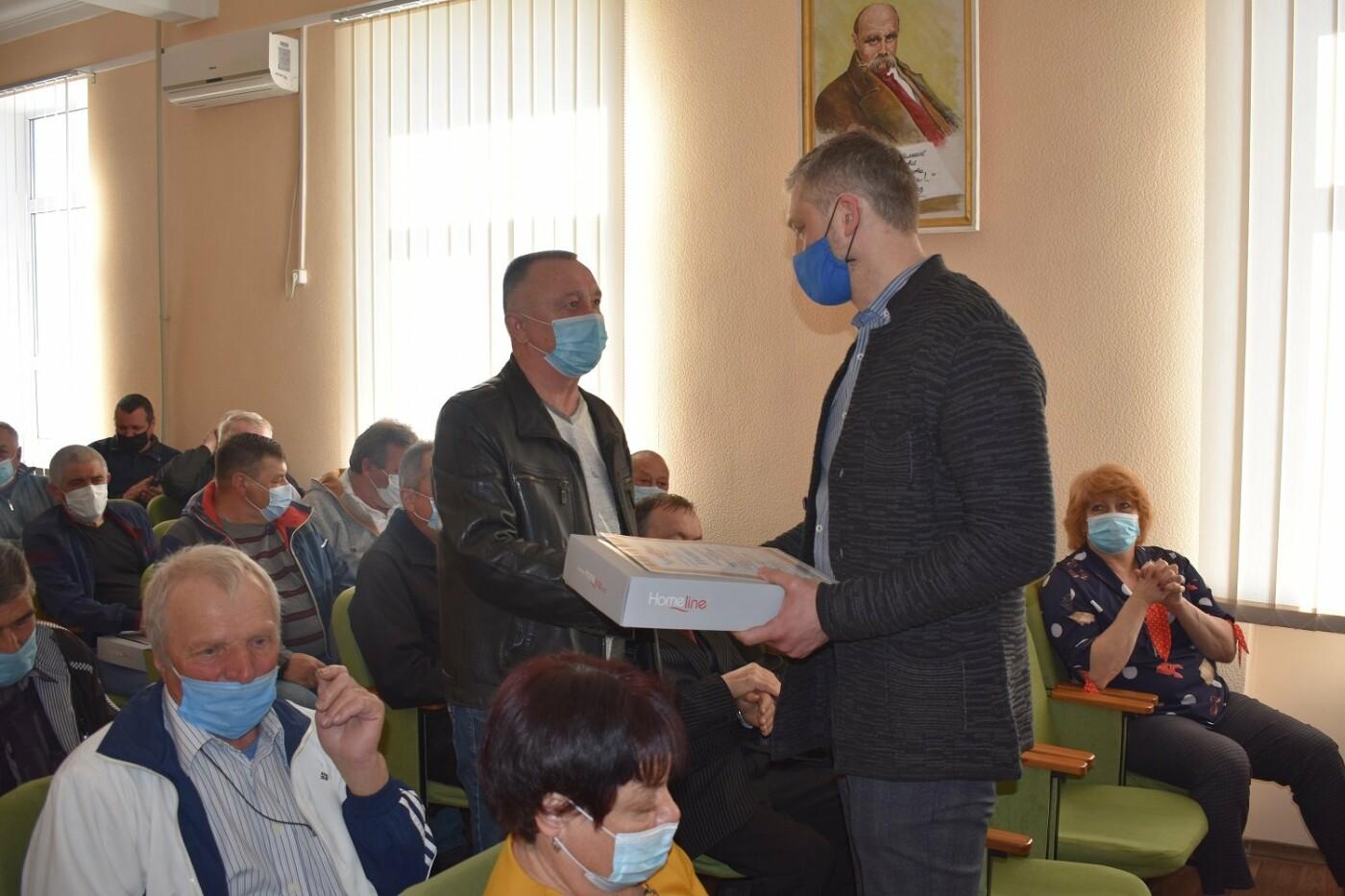 В Северодонецке наградили грамотами ликвидаторов чернобыльской катастрофы (фото), фото-30