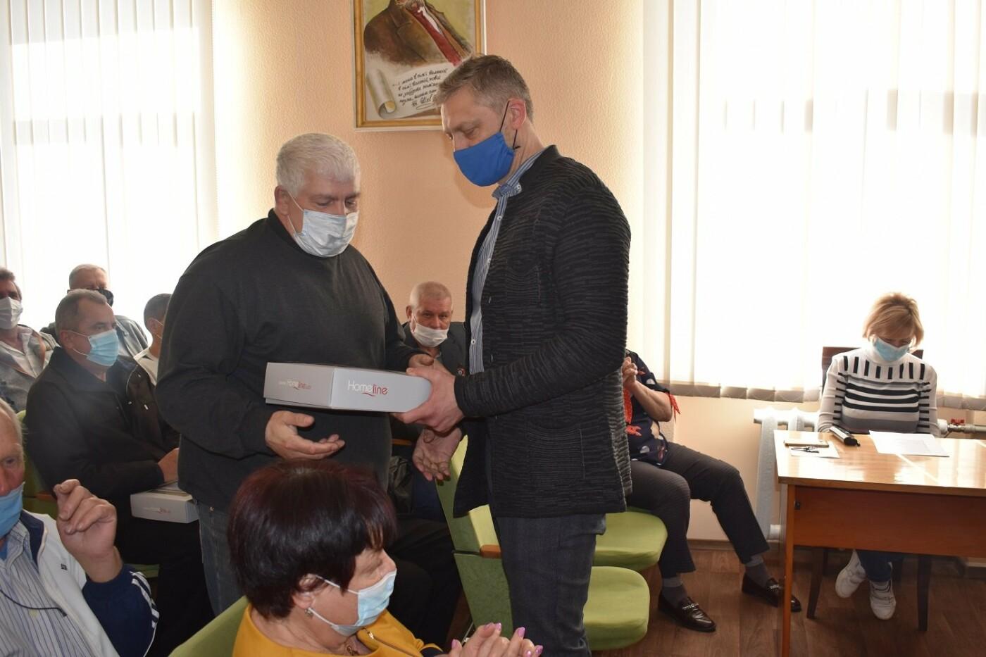 В Северодонецке наградили грамотами ликвидаторов чернобыльской катастрофы (фото), фото-31