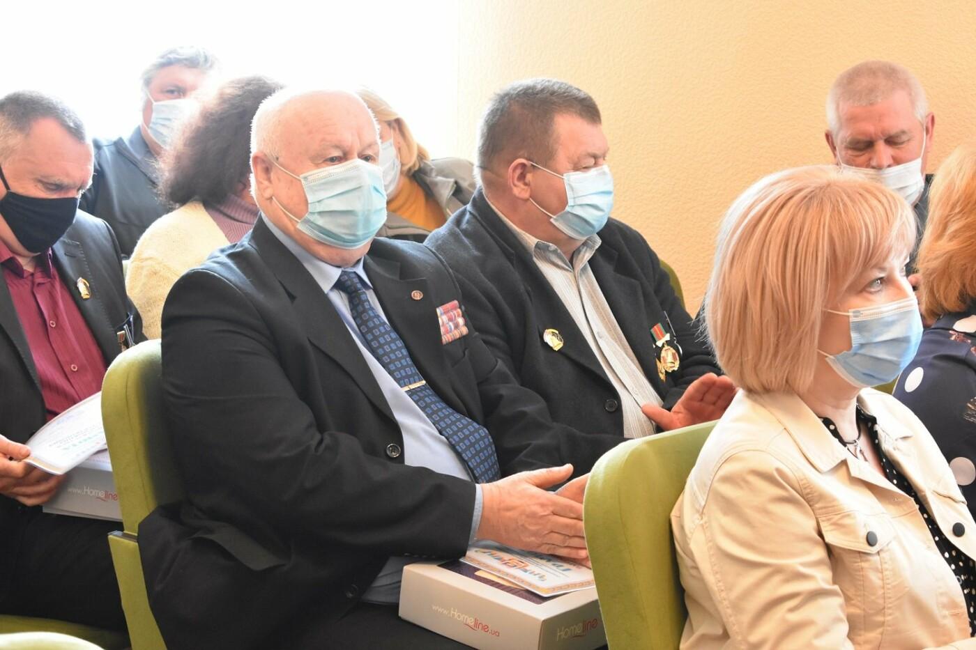 В Северодонецке наградили грамотами ликвидаторов чернобыльской катастрофы (фото), фото-5