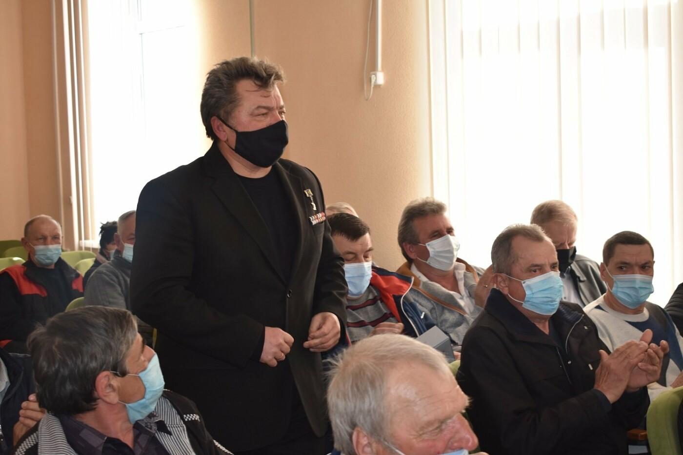 В Северодонецке наградили грамотами ликвидаторов чернобыльской катастрофы (фото), фото-33