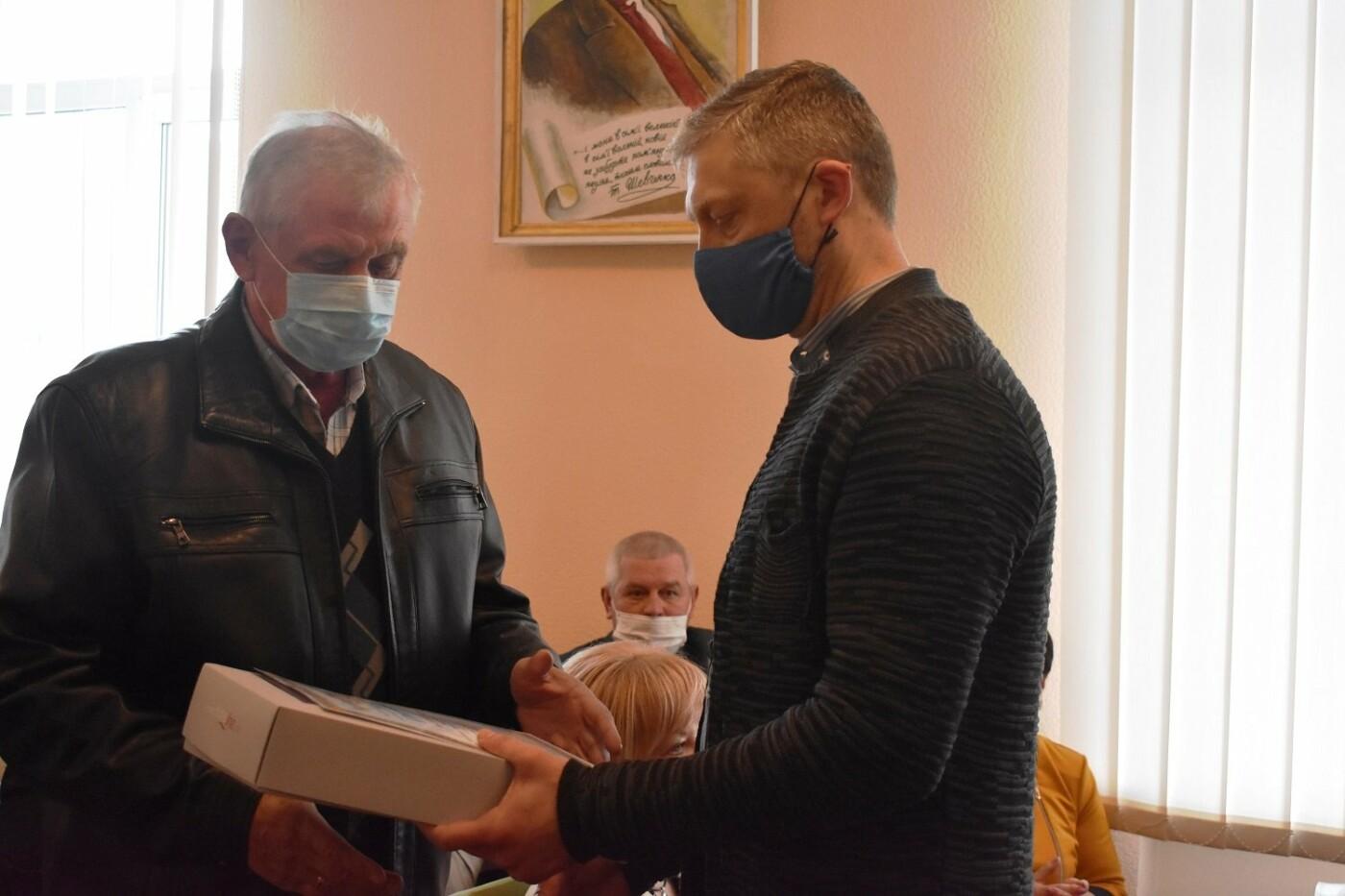 В Северодонецке наградили грамотами ликвидаторов чернобыльской катастрофы (фото), фото-6