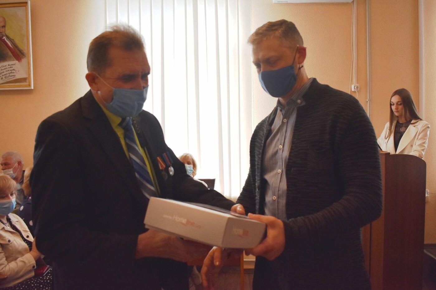 В Северодонецке наградили грамотами ликвидаторов чернобыльской катастрофы (фото), фото-7