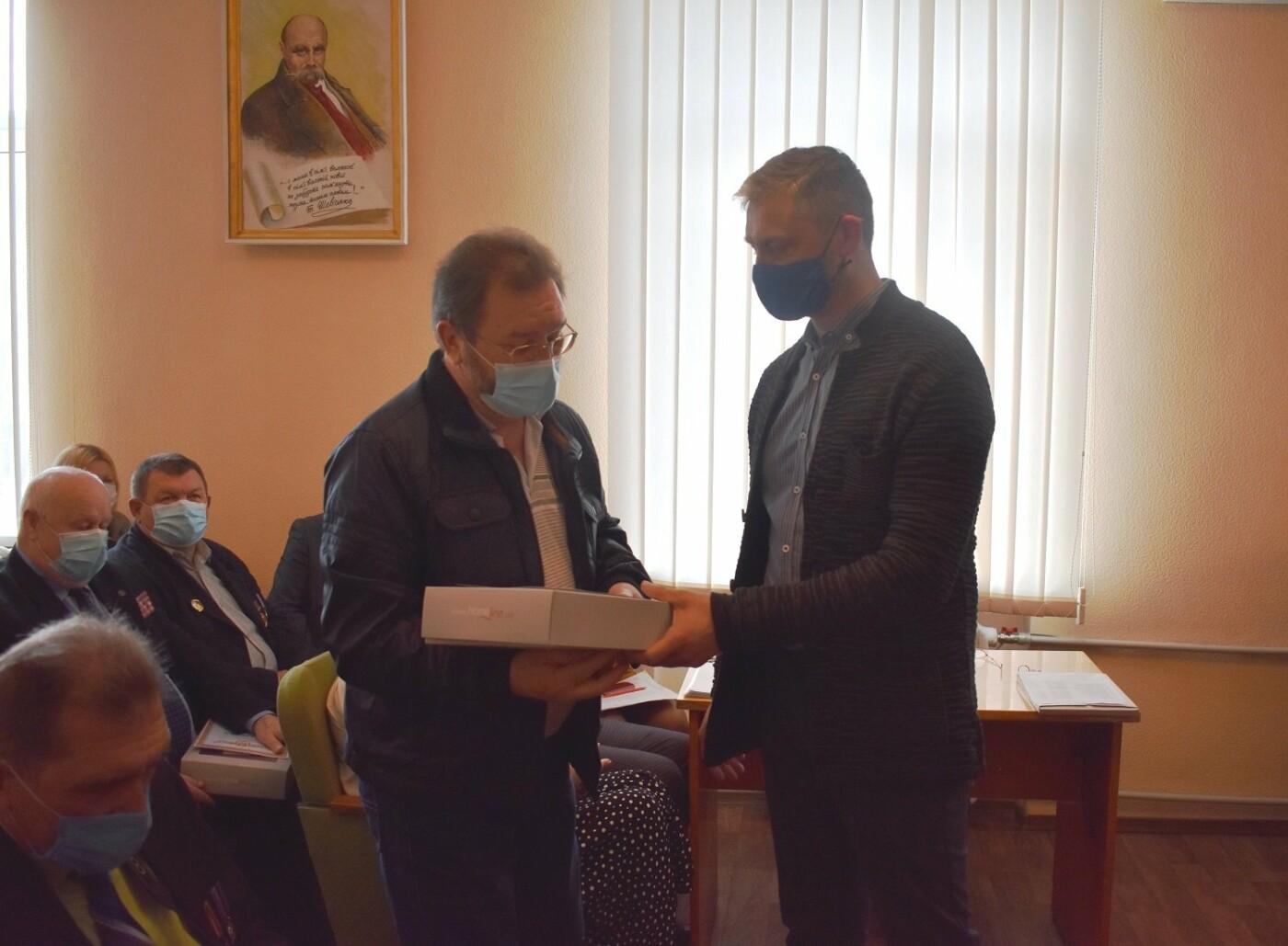 В Северодонецке наградили грамотами ликвидаторов чернобыльской катастрофы (фото), фото-8