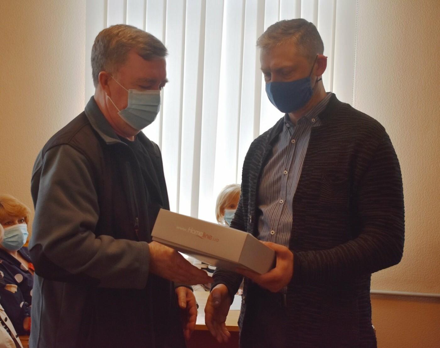 В Северодонецке наградили грамотами ликвидаторов чернобыльской катастрофы (фото), фото-9