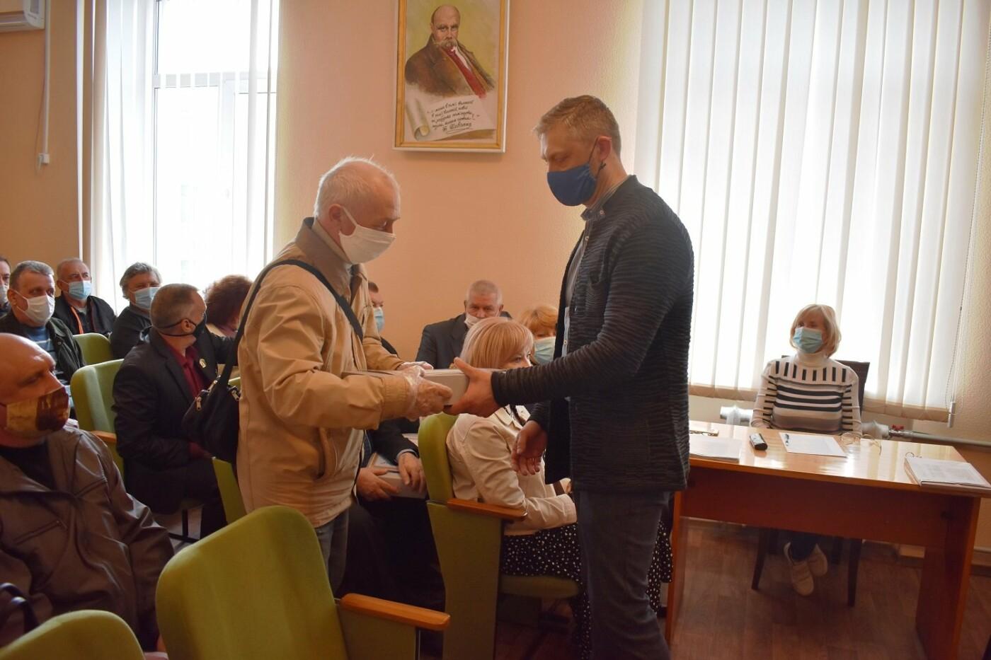 В Северодонецке наградили грамотами ликвидаторов чернобыльской катастрофы (фото), фото-10