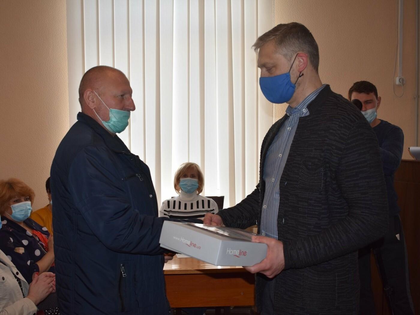 В Северодонецке наградили грамотами ликвидаторов чернобыльской катастрофы (фото), фото-11